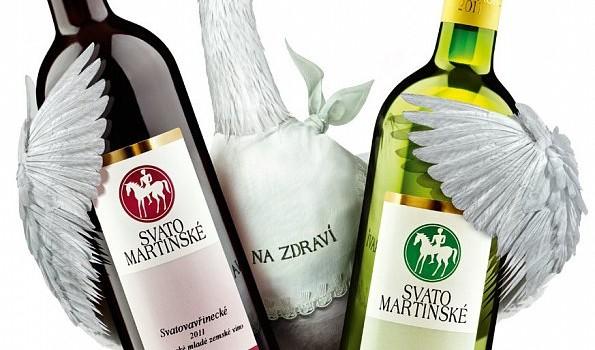 Svatomartinská vína od 11. 11. 2015